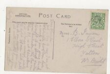 Miss Blanche Ingram Elborough Street Yatton circa 1915 383a