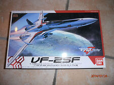 1/100 VF-25F Messiah Valkyrie Alto Custom Bandai maquette injection kit macross