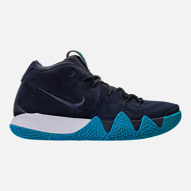 MENS NIKE KYRIE 4 DARK OBSIDIAN/BLACK BASKETBALL SHOES MEN'S SELECT YOUR SIZE Cheap and beautiful fashion