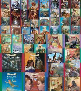 NEW Classic Starts Stories Audio CDs Set of 54 Series Lot Tales Children Kids