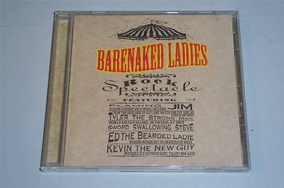 Rock Spectacle by Barenaked Ladies (CD) 93624639329   eBay