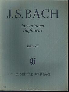 Inventionen-Sinfonien-von-J-S-Bach-URTEXT