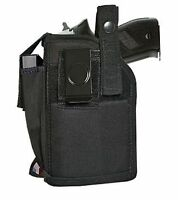 Walther P-99 With Attached Laser Holster 100% Made In U.s.a.