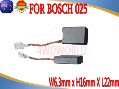 Carbon Brushes For Bosch 025 Die Angle Grinder 1617014108 GWS20-230 GNS-14 1351