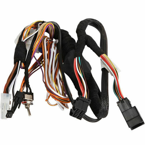 directed electronics thchc1 chrysler can style t harness for dball2 pro2 Motorcycle Wiring Harness