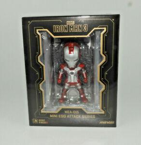 Beast-Kingdom-Iron-Man-3-Mini-Egg-Attack-Mark-V-MEA-015-Hall-of-Armor-Light-Up