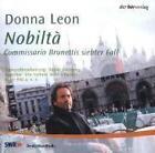 Nobilta, 1 Audio-CD von Donna Leon (2003)