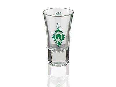 """Kraftvoll Schnapsglas """"raute"""" Sv Werder Bremen Neu QualitäTswaren"""