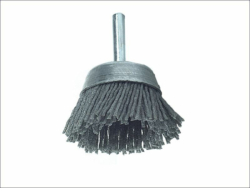 Lessmann - DIY Cup Brush 75mm Nylon Wire