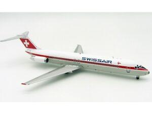 Swissair-DC-9-41-HB-IDY-1-200-Inflight-Airmail-Exclusive-Model-SELTEN