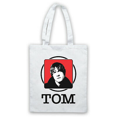 Begeistert Tom Meighan Unofficial Indie Rock Band Singer Icon Tote Bag Life Shopper