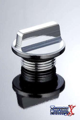 Yamaha YZF R1 R6 R6S CHROME OIL CAP 1998 99 2000 01 02 03 04 05 06 07 2008