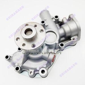 8-94170341-0 8-97254148-1 Water Pump For ISUZU 4LE1 HITACHI EX50 EX55 S035 S30