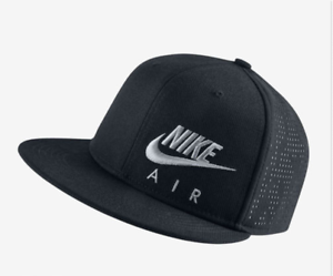 da7fcf3dbe1 Image is loading Nike-Air-Hybrid-True-Snapback-Cap-Hat-Dri-
