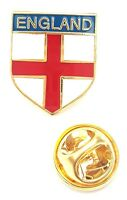 England Saint George Cross Quality enamel lapel pin badge T865