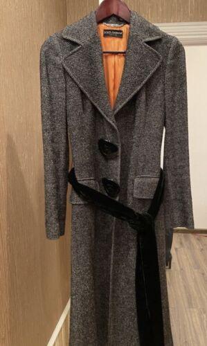 Authentic Dolce Gabbana coat