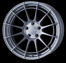 Enkei Nt03rr 17x80j 35 Silver Set Of 4 For Mitsubishi Lancer Evolution V