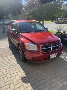 2010 Dodge Caliber As is ready to go on  road $$3500