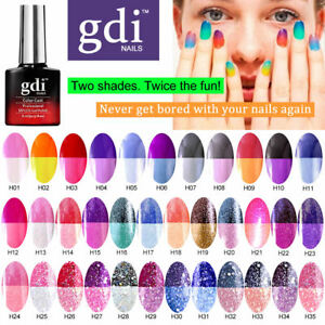 Image Is Loading Gdi Nails Colour Changing Thermal Uv Led Soak