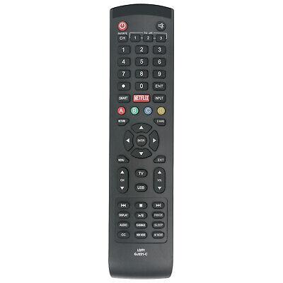 New GJ221-C Remote for Sharp TV Aquos 32LE653U 40LE653U LC-43LE653U LC-55LE653U