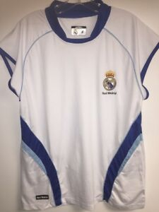 new concept 0f13d 1f65f Details about Real Madrid Sleeveless Training Jersey Size Men's Small
