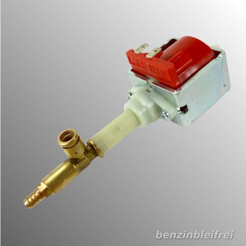 SAECO Wasserpumpe Pumpe mit Sicherheitsventil für alle SAECO-Modelle GEBRAUCHT