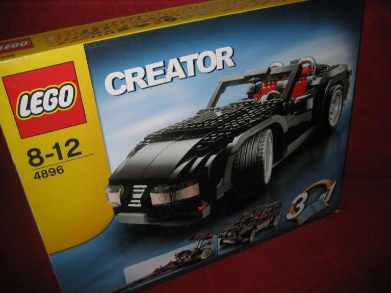 Lego  Creator 4896 Classic Car nuevo embalaje original