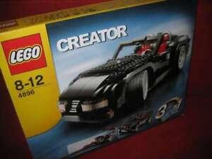 LEGO-Creator-4896-Classic-Car-NUOVO-OVP
