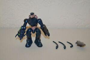 Details about Halo Mega Bloks Hunter Covenant Mini Figure w/ shield -  Missing Spikes