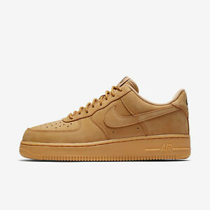 Nike Air Foce 1 Low 'Flax' FlaxFlax Gum Light Brown Outdoor