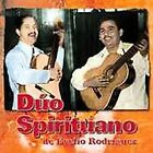 De Evelio Rodriguez by Duo Spirituano (CD, Dec-2001, Tumbao)