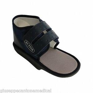 separation shoes 38caf b95e2 Dettagli su CALZATURA SCARPA POST OPERATORIA ACTIVA ORTOPEDICA TIPO BARUK  ALLUCE VALGO