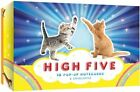 High Five 10 Pop-up Notecards & Envelopes 9781452135656 Chronicle Books 2015