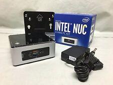 """Intel NUC Mini Desktop PC, HTPC, 4K HDMI, 1TB 2.5"""" HDD, 2GB RAM, Windows 10 Pro"""