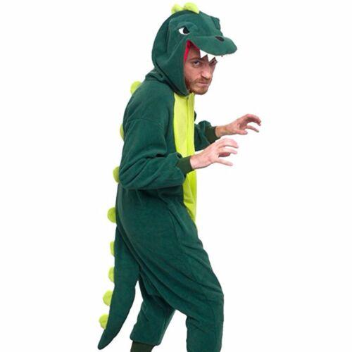 Unisex Animal Kigurumi Pyjamas Xmas Dress Party Adult Sleepwear Cosplay Gift