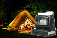 Outdoor Camping Heizung Heizstrahler Butan Gasheizung Keramik  1300 KW DE LAGER