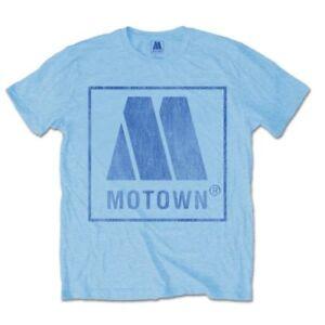 Motown-Vintage-Logo-Official-Merchandise-T-Shirt-M-L-XL-Neu
