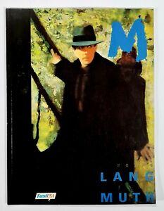 1993-Feest-Ehapa-M-DIE-JAGD-Lang-Muth-dt-Lang-Eine-Stadt-sucht-einen-Morder