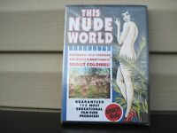 This Nude World World's Most Famous Nudist Colonies Dvd Sealed 2010 Fst Shp