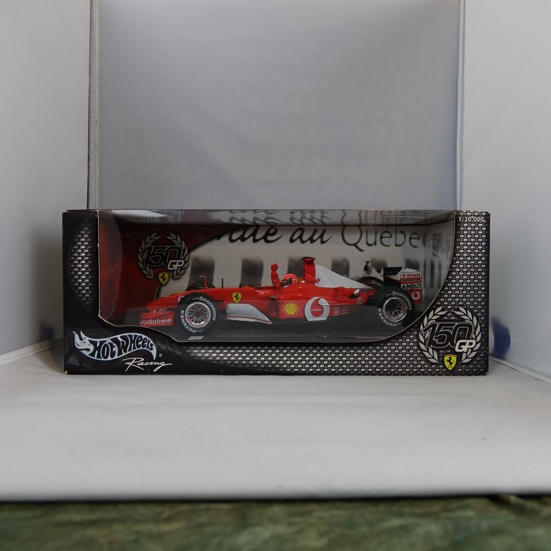 1 18 Ferrari Formula 1 Diecast    150 Ferrari Grand Prix Wins Canad GP 17323 20000 1e36ca