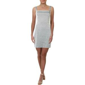 Aqua-Womens-Party-Metallic-Sleeveless-Bodycon-Dress-BHFO-5885