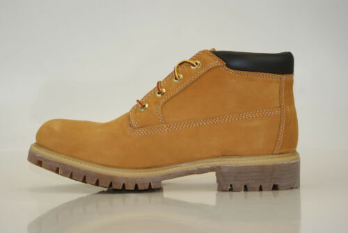 Imperméable Bottines À Chaussures Hommes Timberland Chukka Lacets Bottes Hiver vqppta