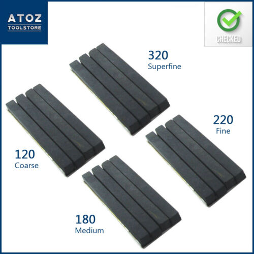 Grid- 320, 220, 180, 120 4 Set of Honing Stones for 50 to 75 mm Honing Machine