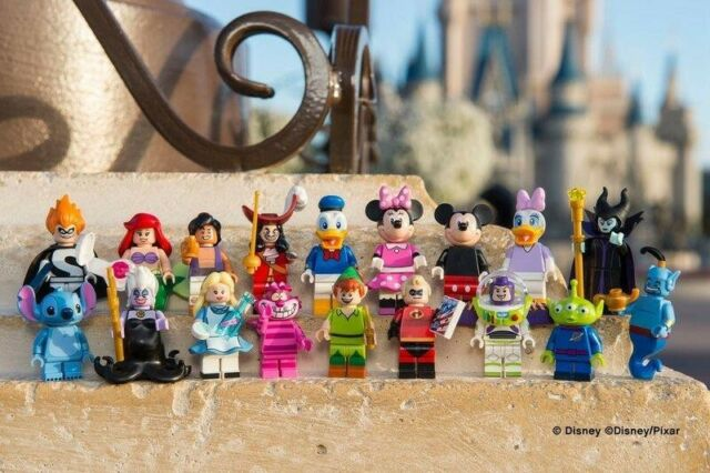 Ariel LEGO Disney series 1 Minifigure 71012 FACTORY SEALED retired