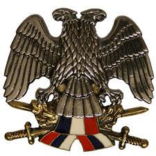 Placca Badge Serbia Aquila Alveto 1994 Autore Labate con smalti #C422