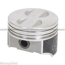 Speed Pro/TRW Ford 302/5.0 HO Forged Coated Skirt Flat Top Pistons Set/8 STD