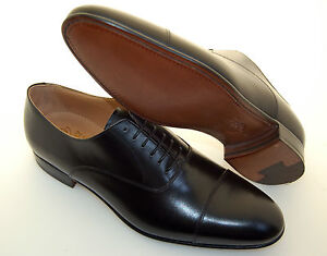 MAN-OXFORD-CAPTOE-BLACK-CALF-SINGLE-LEATHER-SOLE-BLAKE-CONSTRUCTION
