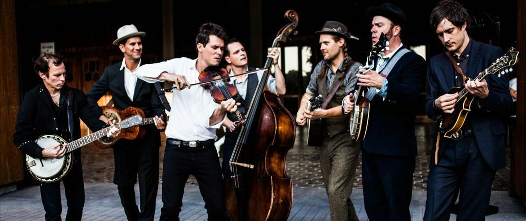Old Crow Medicine Show with special guest Steep Canyon Rangers