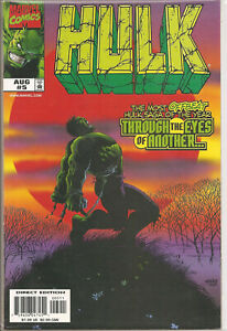Hulk-5-vs-Man-Thing-through-the-eyes-of-another-us-Marvel-1999-John-Byrne