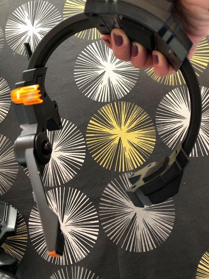 Rollespil, Spy gear walkie talkies og natkikkert, Spy net